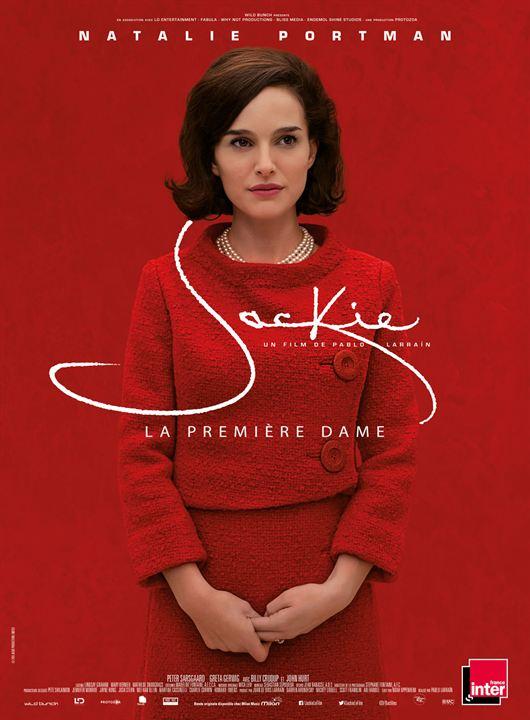 affiche du film Jackie : La première dame