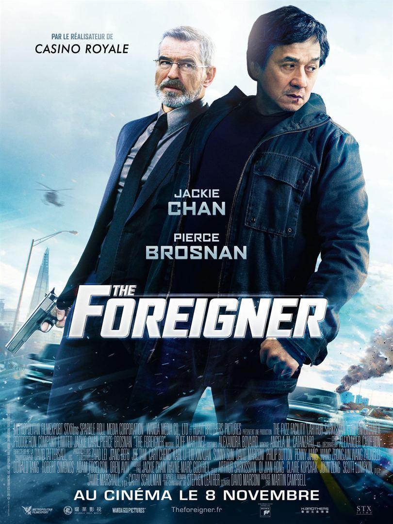 affiche du film The Foreigner