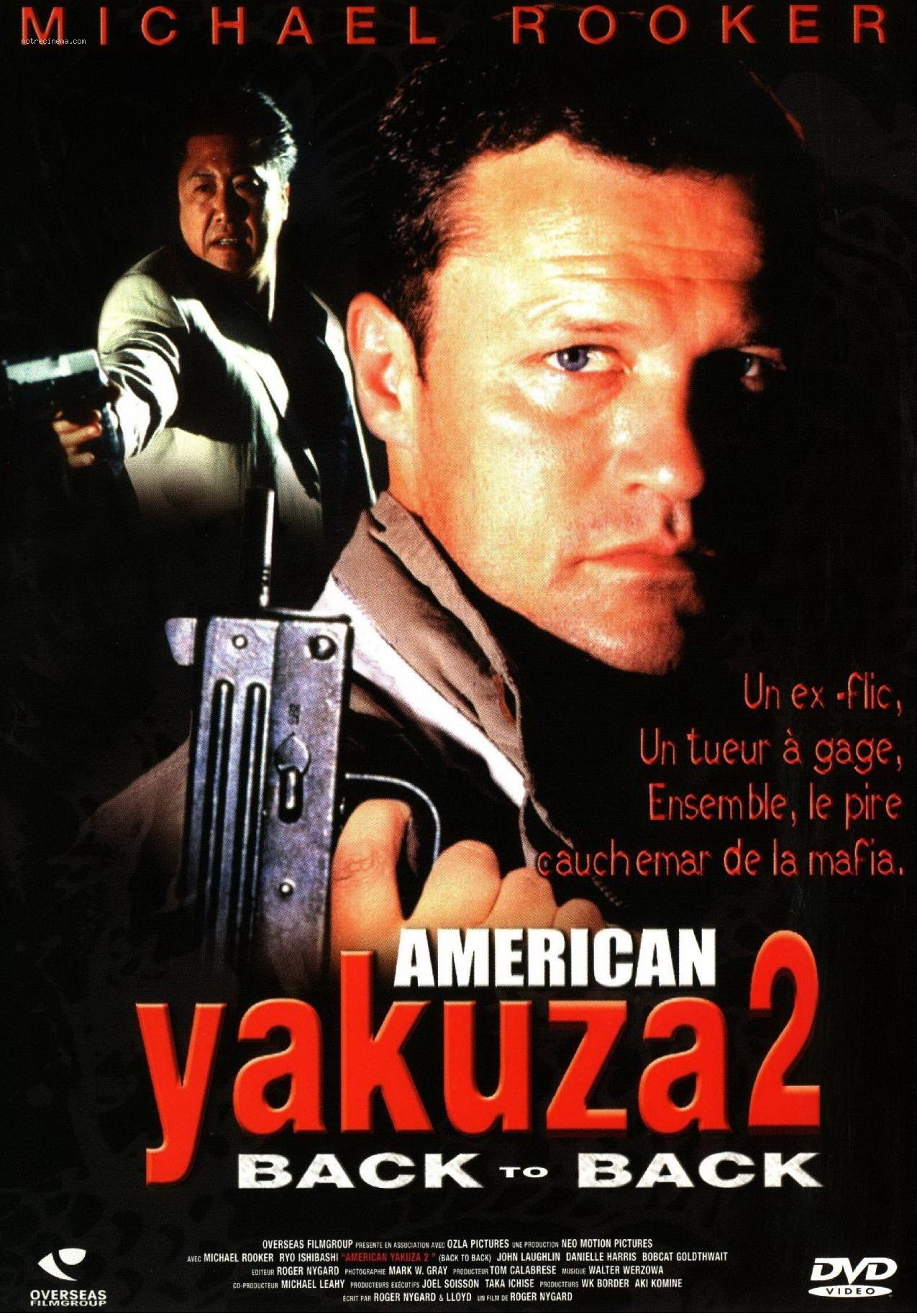 affiche du film American Yakuza 2