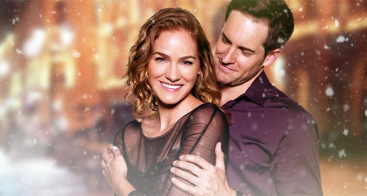 affiche du film De retour vers Noël (TV)