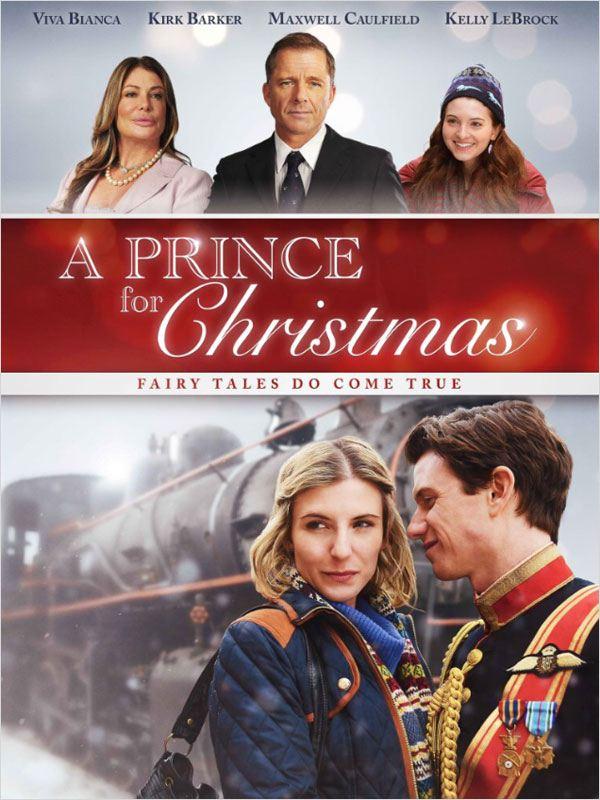 affiche du film Un Prince pour Noël (TV)