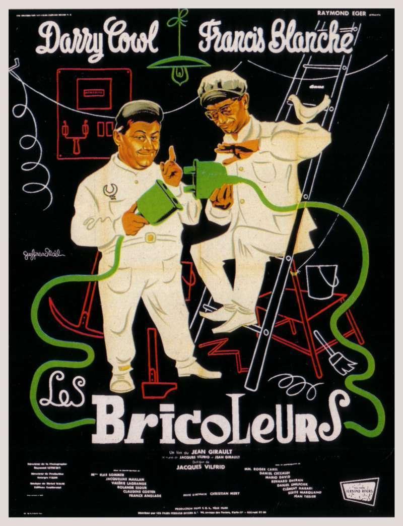 affiche du film Les Bricoleurs