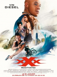 xXx : Reactivated (xXx 3: The Return of Xander Cage)