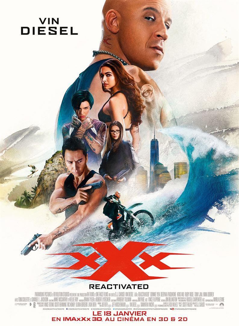 affiche du film xXx: Reactivated