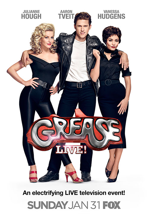 affiche du film Grease: Live! (TV)