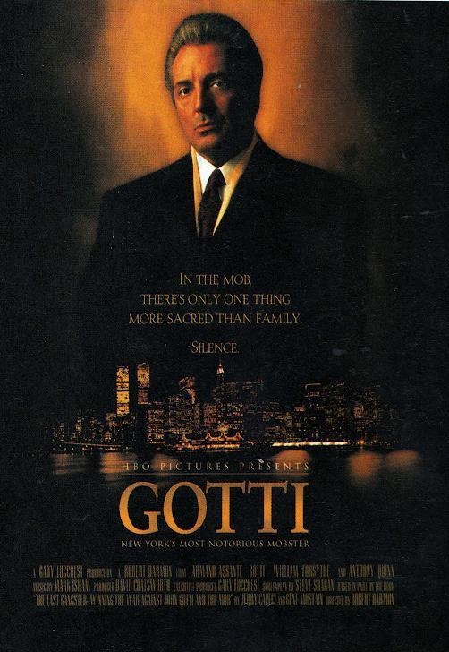 affiche du film Gotti (TV)