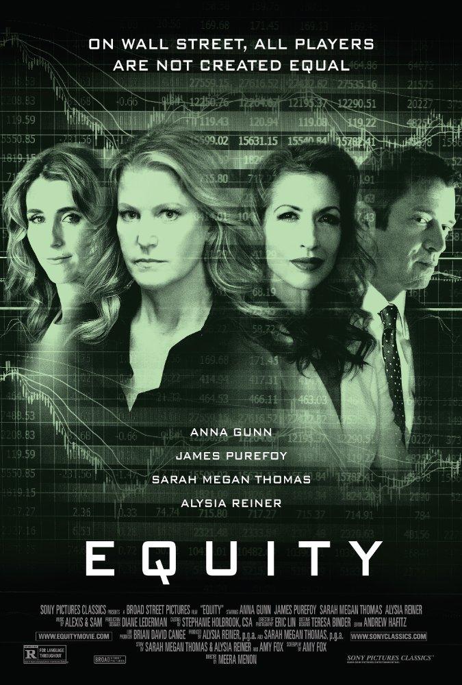 affiche du film Equity