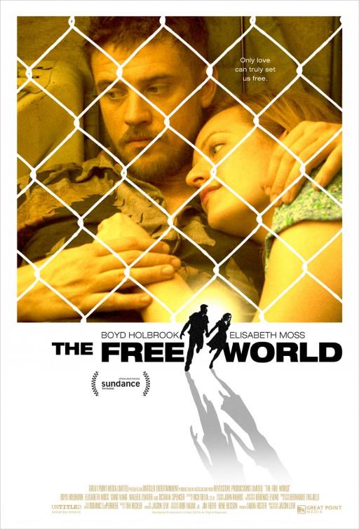 affiche du film The Free World