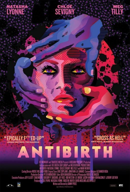 affiche du film Antibirth