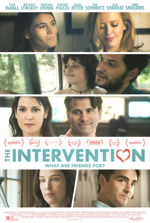 affiche du film The Intervention