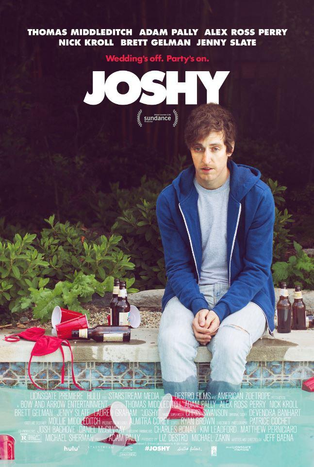 affiche du film Joshy