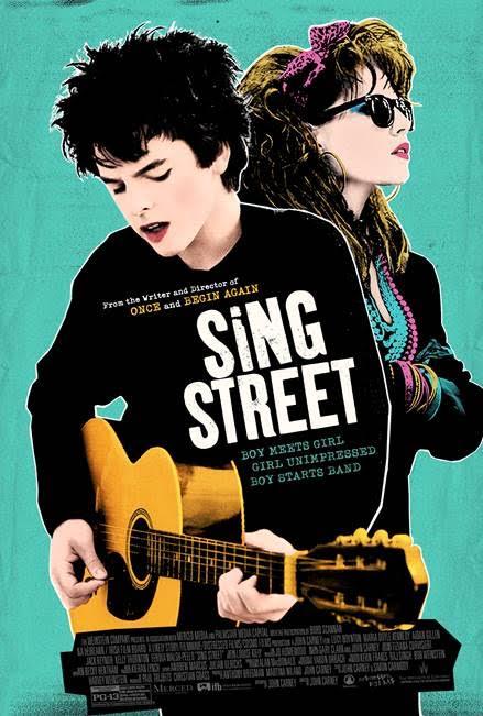 affiche du film Sing Street