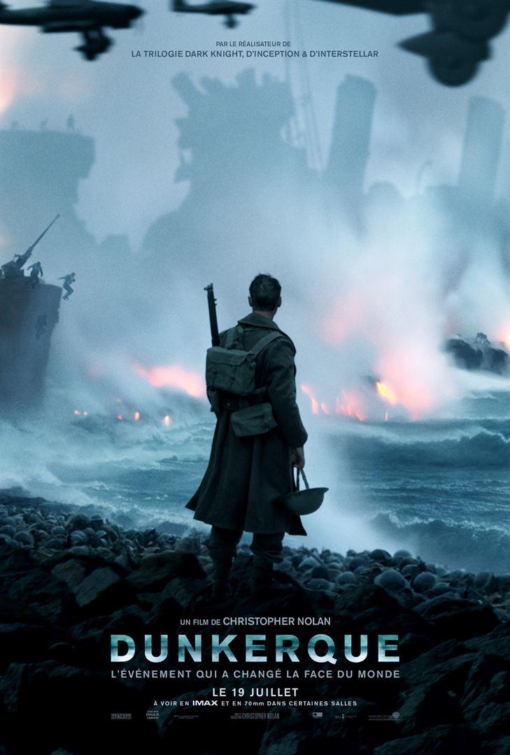 affiche du film Dunkerque