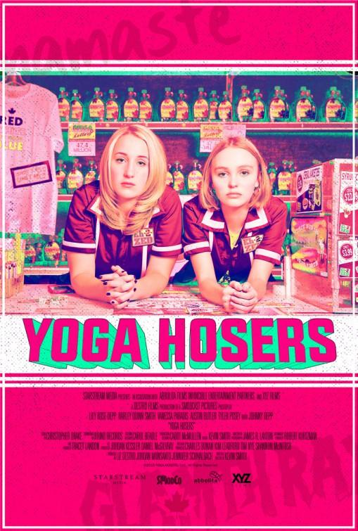affiche du film Yoga Hosers