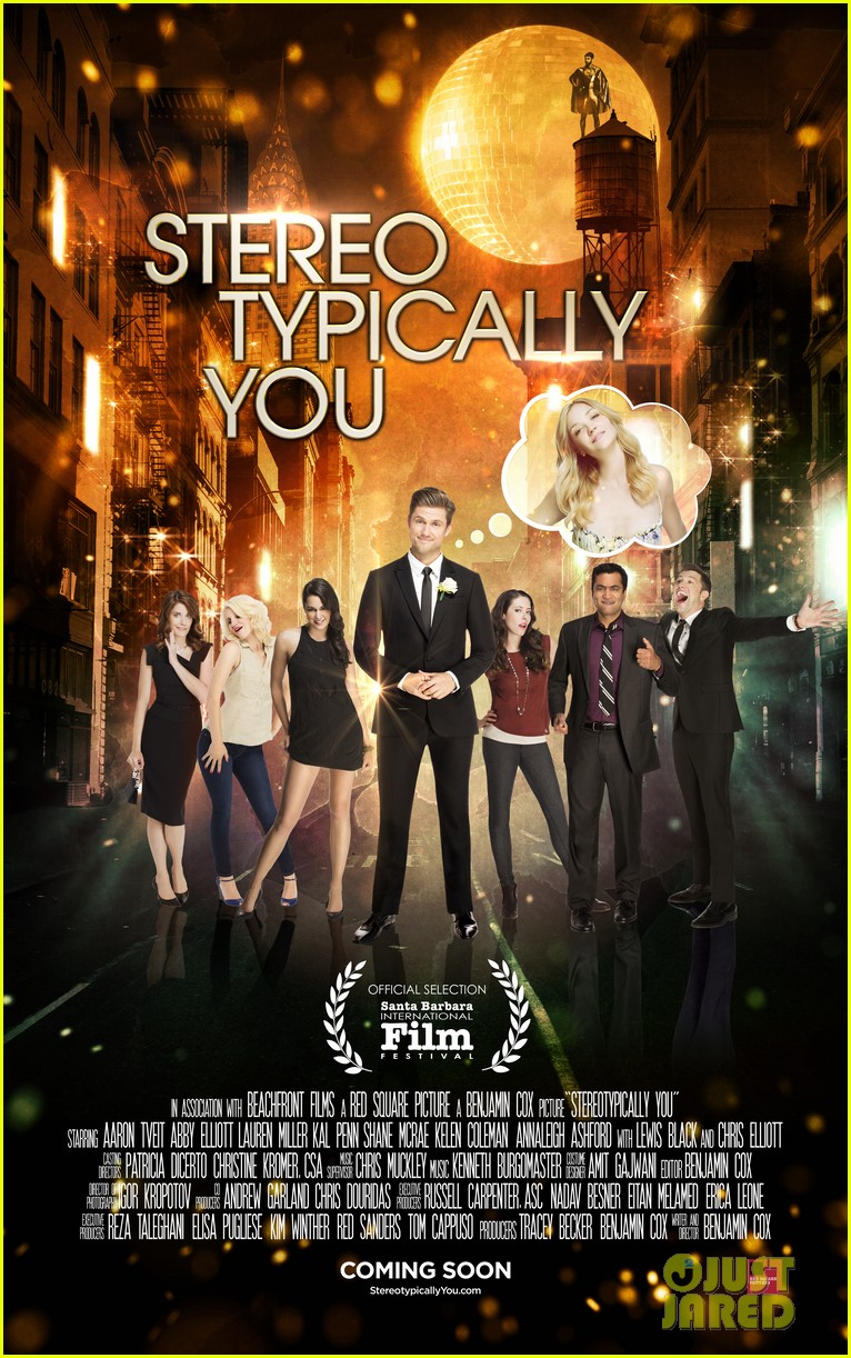affiche du film Stereotypically You
