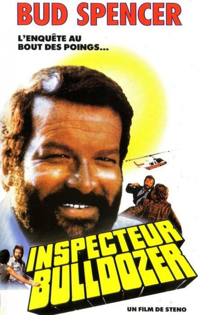affiche du film Inspecteur Bulldozer