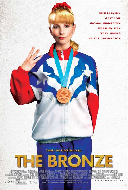 affiche du film The Bronze