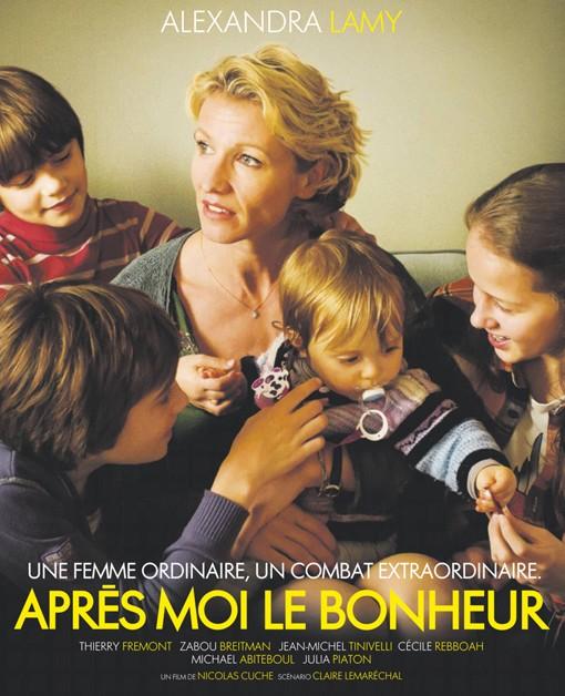 affiche du film Après moi le bonheur (TV)