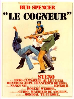 affiche du film Le Cogneur