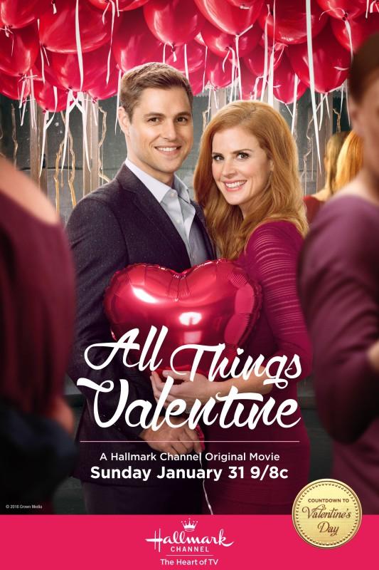 affiche du film All Things Valentine (TV)