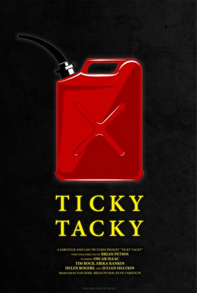 affiche du film Ticky Tacky