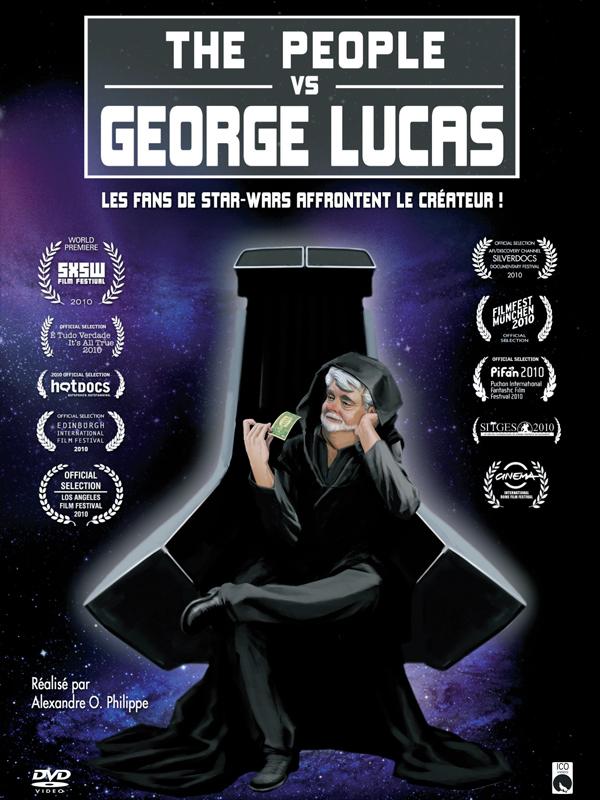 affiche du film The People vs. George Lucas