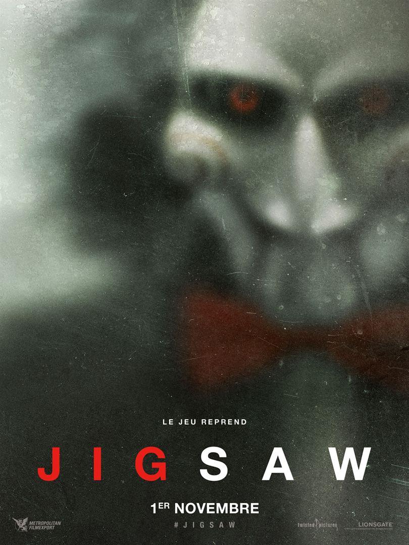 affiche du film Jigsaw