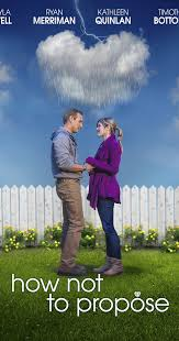affiche du film La Demande en Mariage