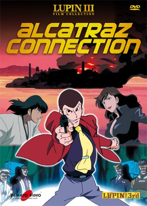 affiche du film Lupin III: Alcatraz Connection (TV)