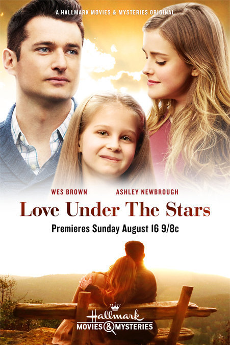 affiche du film Romance sous les étoiles (TV)