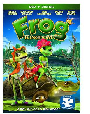 affiche du film Frog Kingdom