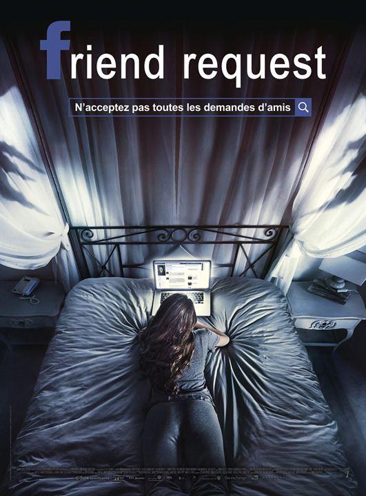 affiche du film Friend Request