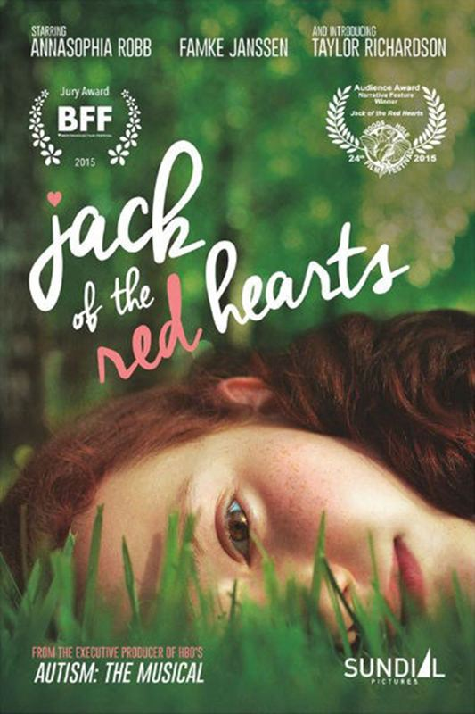 affiche du film Jack of the Red Hearts