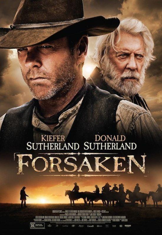 affiche du film Forsaken, retour à Fowler City