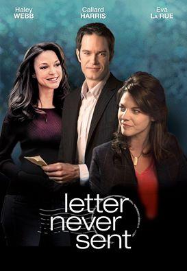 affiche du film La lettre oubliée