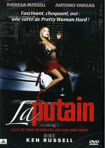 affiche du film La Putain