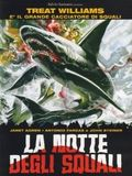 affiche du film La Nuit Des Requins