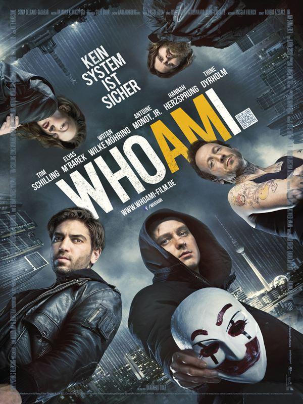 affiche du film Who Am I