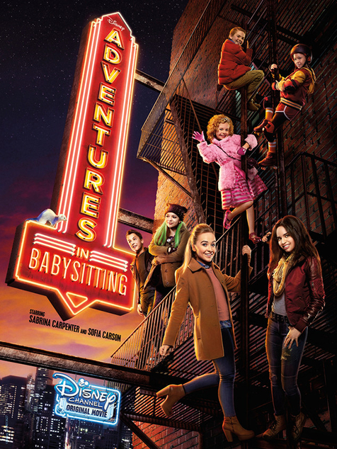 affiche du film Babysitting Night (TV)