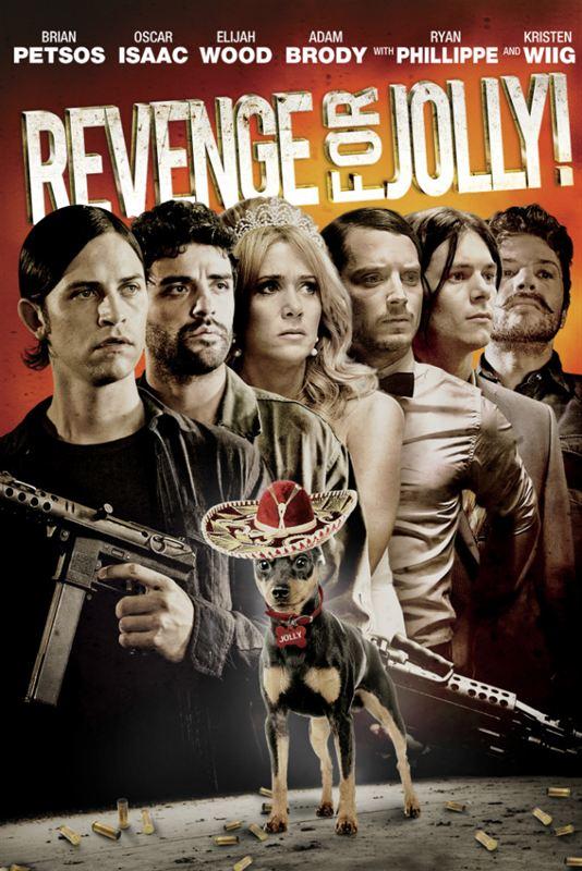 affiche du film Revenge for Jolly!