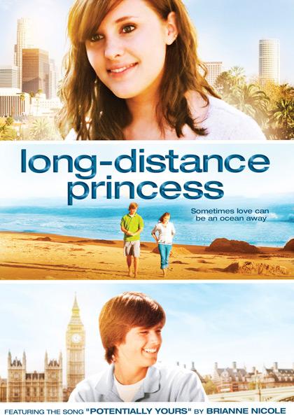 affiche du film Long-Distance Princess