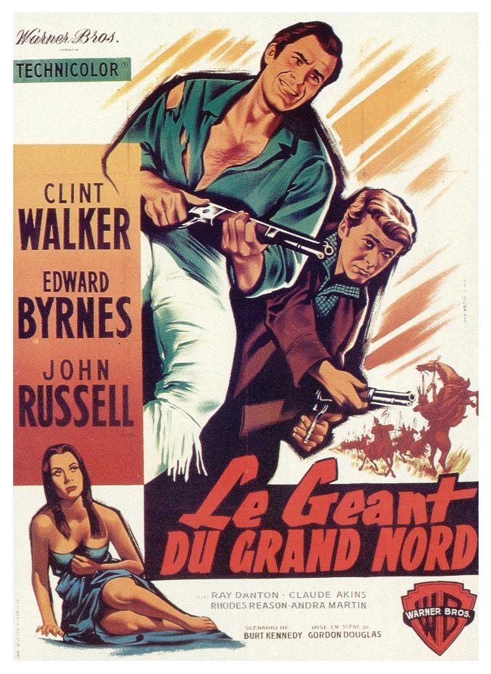 affiche du film Le Géant du grand nord