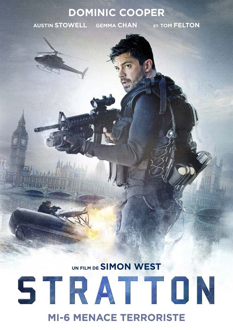 affiche du film Stratton