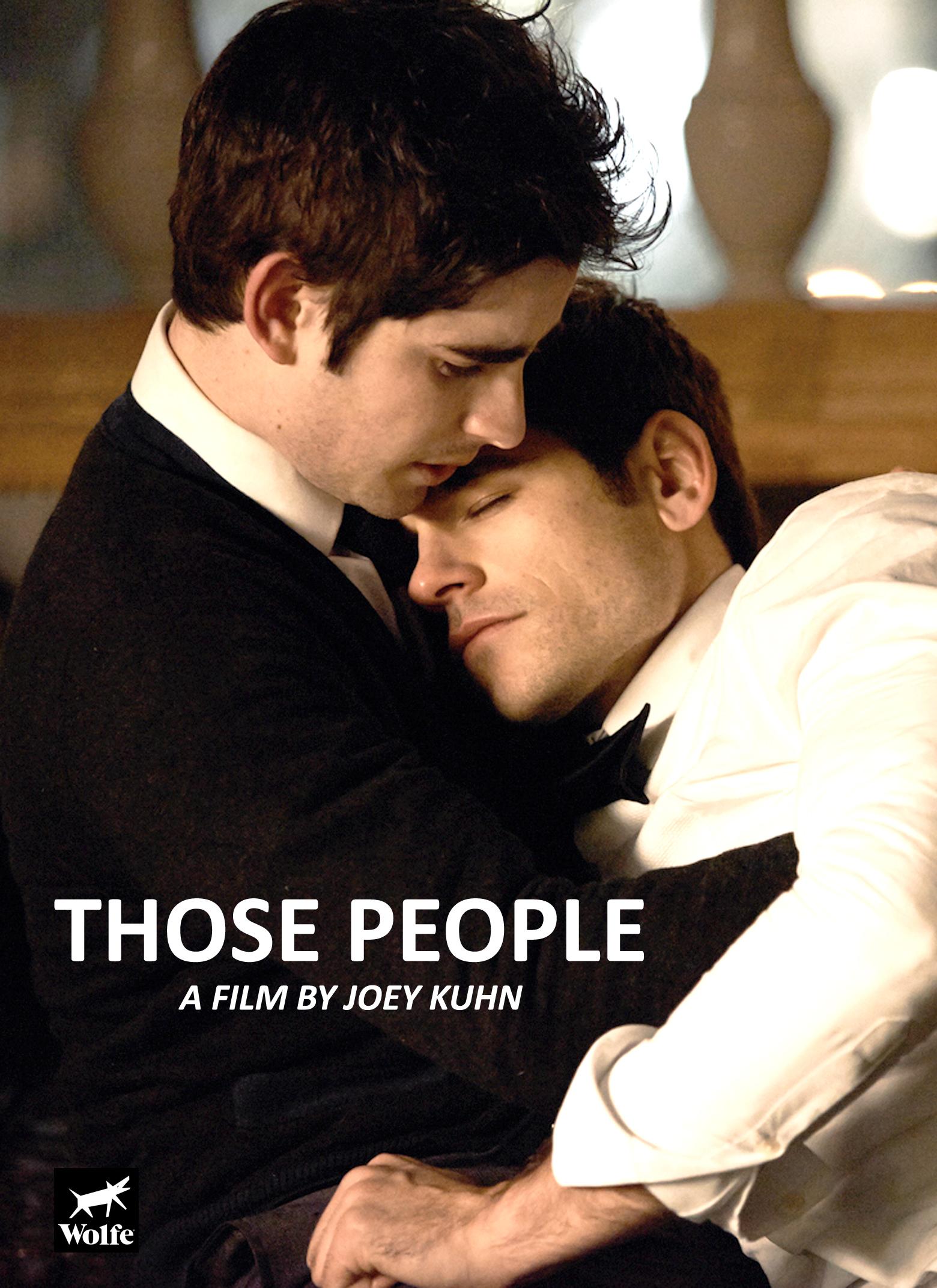 affiche du film Those People