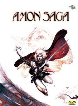 affiche du film Amon Saga