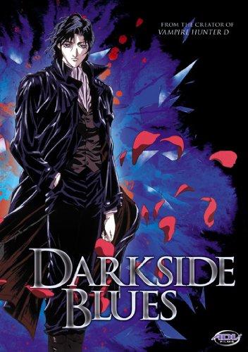 affiche du film Darkside Blues