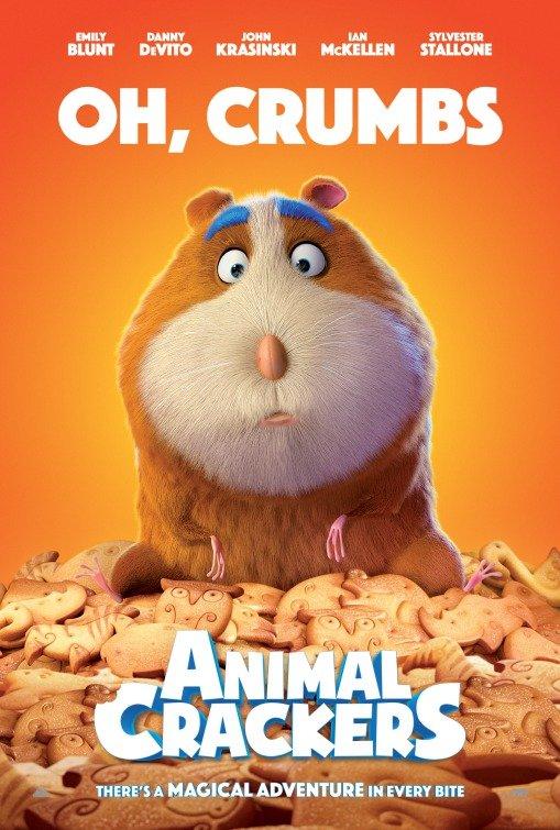 affiche du film Animal Crackers