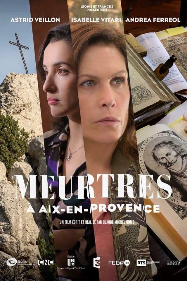 affiche du film Meurtres à Aix-en-Provence (TV)