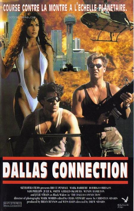 affiche du film The Dallas Connection