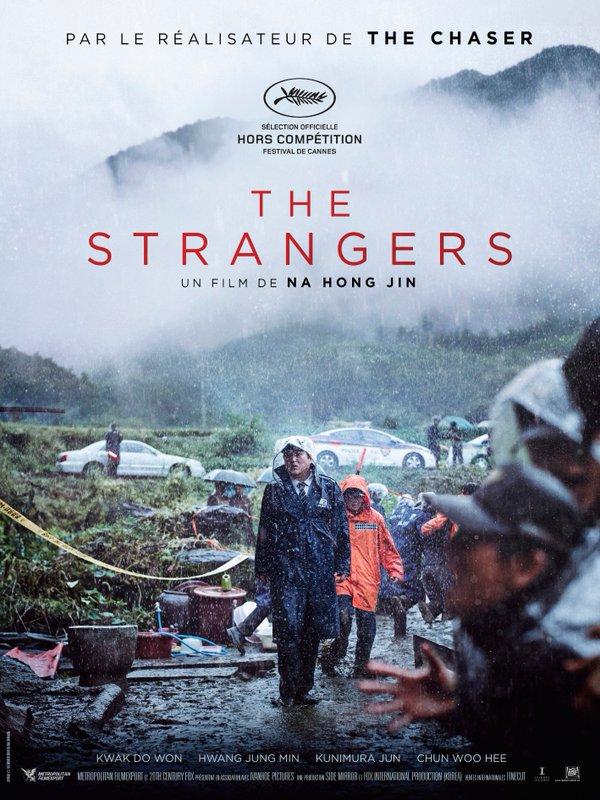 affiche du film The Strangers